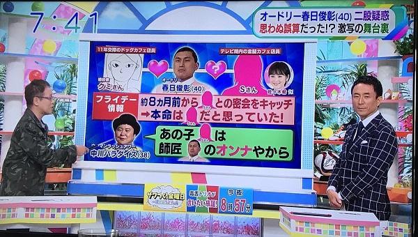 春日テレビ