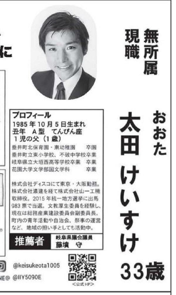 太田容疑者