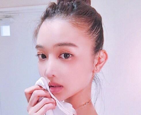 森朝奈-鼻2